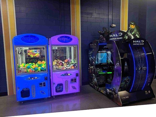 Gaming Arcades | ClimbZone Family Entertainment CenterHowell