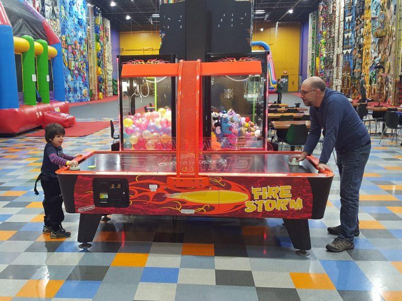 Arcade Games | ClimbZone Laurel
