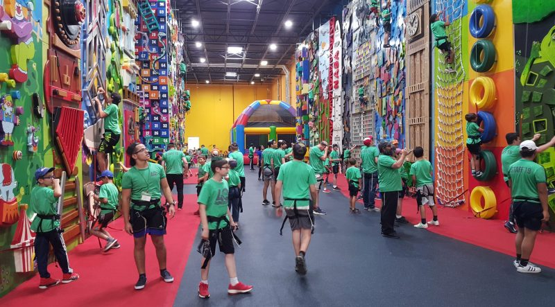 Group Outing | ClimbZone Laurel