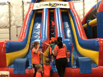 Indoor Bounce Houses | ClimbZone Laurel
