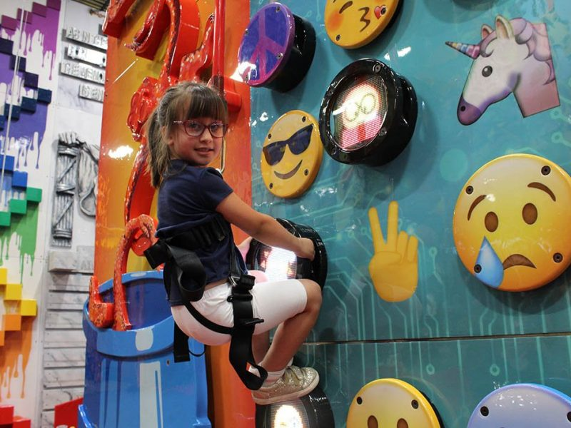 Indoor Climbing Walls - ClimbZone Laurel