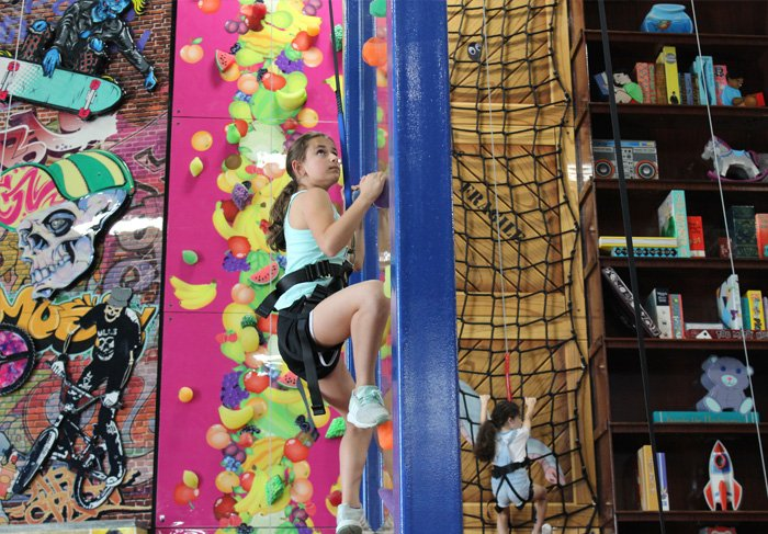 Climbzone Franchising | Indoor Amusement & Family Entertainment Center
